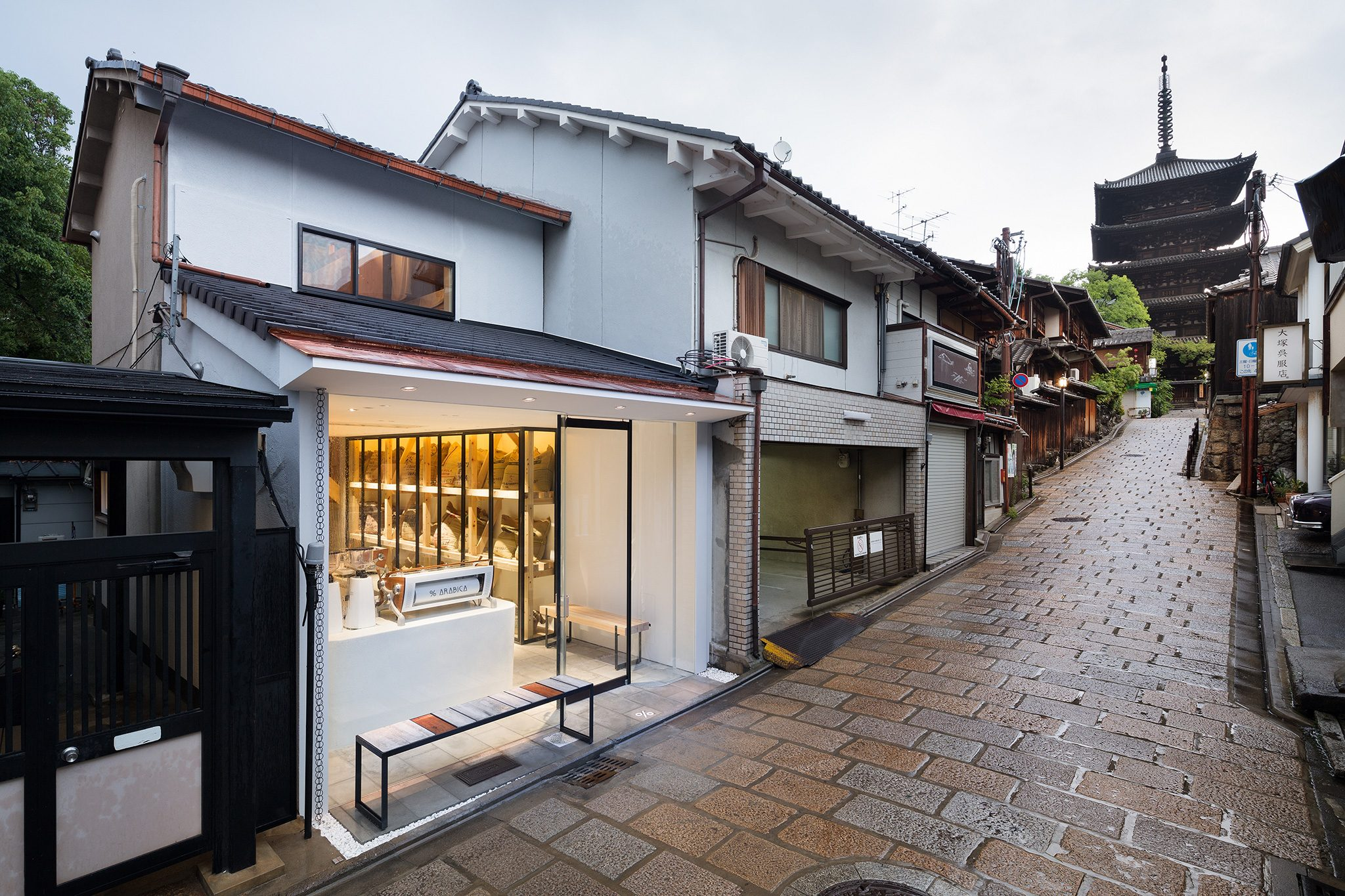 % ARABICA Kyoto Higashiyama - Puddle